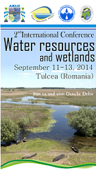 Water resources and wetlands 2014 Tulcea Romania